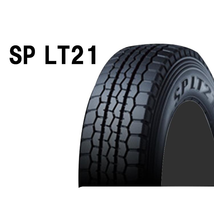 16インチ 205/85R16 117/115L 1本 小型トラック用 オールシーズン ラジアル タイヤ ダンロップ SPLT21 DUNLOP SPLT21