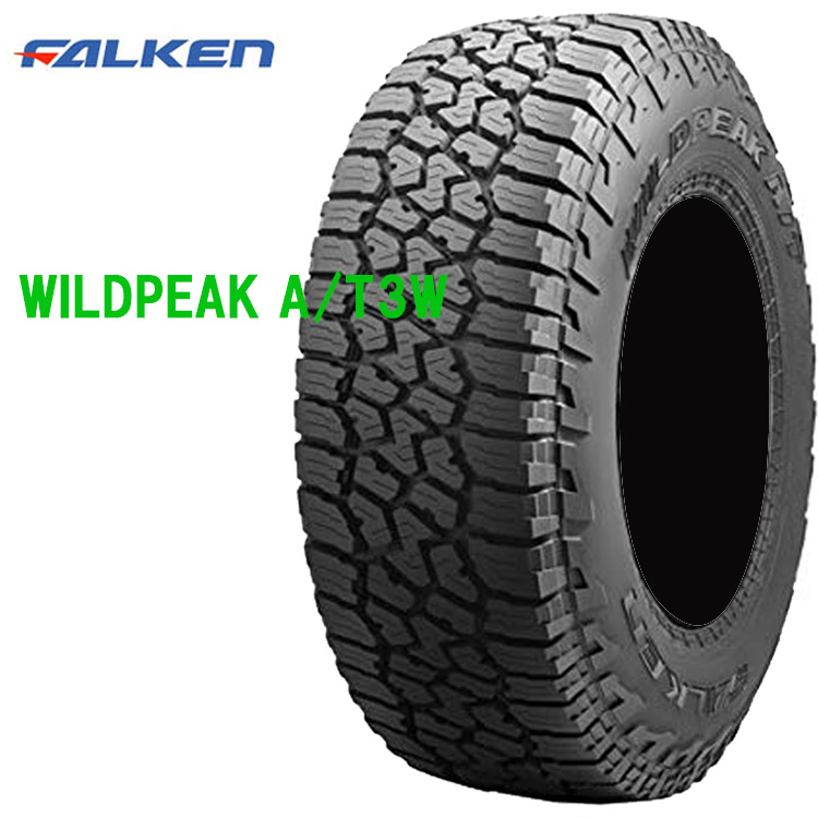 16インチ LT265/75R16 123/120Q ワイルドピーク A/T3W 2本 4×4 オールテレーンタイヤ ファルケン WILDPEAK A/T3W FALKEN
