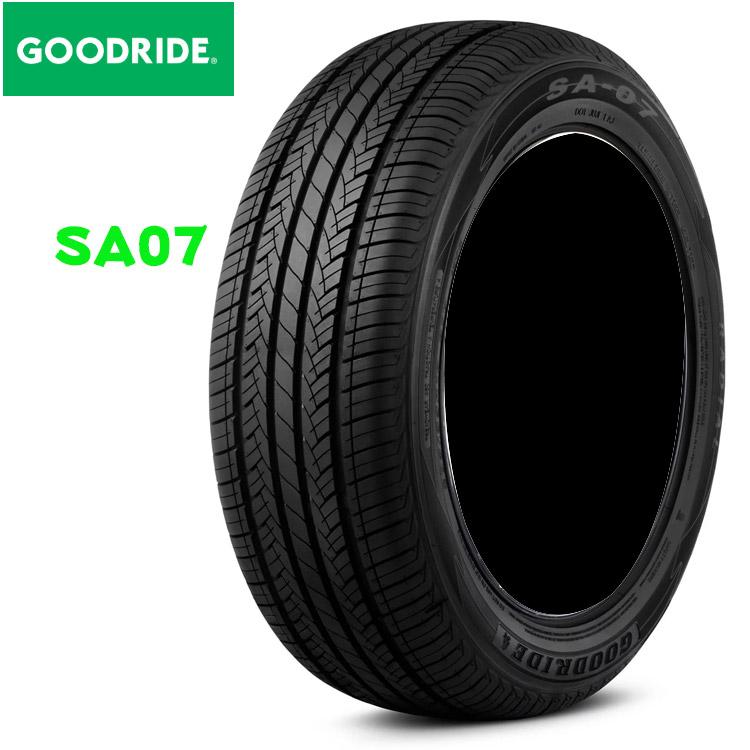 19インチ 1本 255/40R19 100W XL 輸入 夏 サマータイヤ グッドライド SA07 GOODRIDE SA07 要納期確認