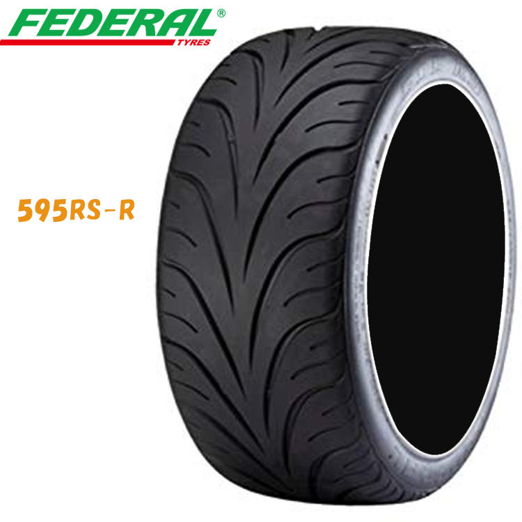 18インチ 285/30ZR18 97W XL 2本 輸入 スポーツタイヤ フェデラル 285/30R18 FEDERAL 595RS-R 欠品中 納期未定