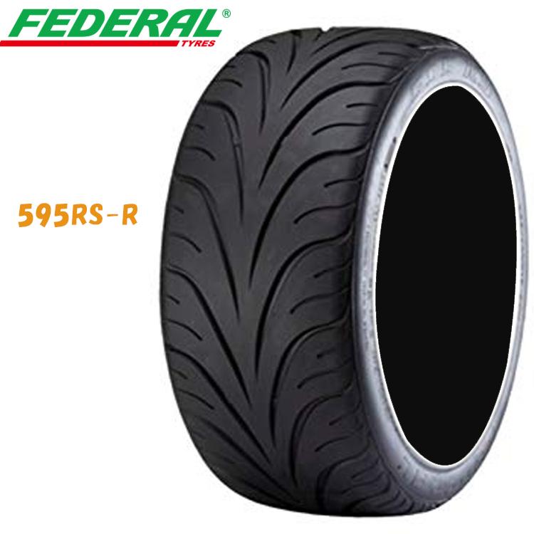 18インチ 265/35ZR18 93W 2本 輸入 スポーツタイヤ フェデラル 265/35R18 FEDERAL 595RS-R