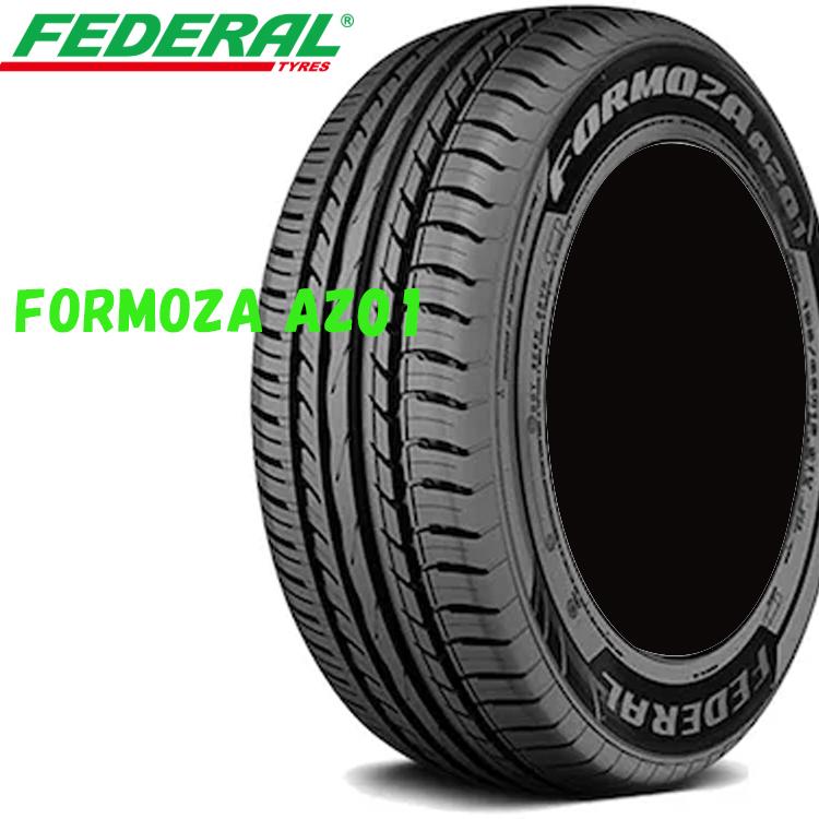 215/45ZR17 91W XL 17インチ 4本 夏 低燃費タイヤ フェデラル フォルモザAZ01 FEDERAL FORMOZA AZ01