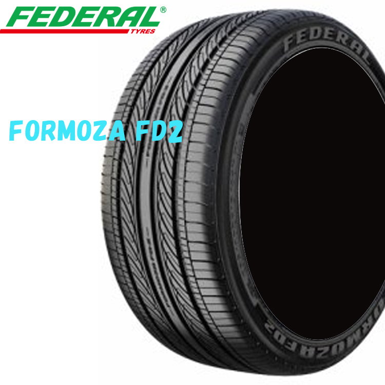 245/30ZR20 90W XL 20インチ 2本 夏 コンフォートタイヤ フェデラル フォルモザFD2 FEDERAL FORMOZA FD2 欠品中 納期未定