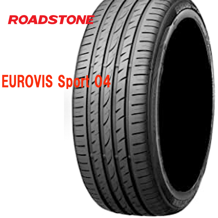 18インチ 245/45R18 100W XL 4本 夏 サマータイヤ ロードストーン ユーロビズ スポーツ ROADSTONE EUROVIS Sport 04 要在庫確認