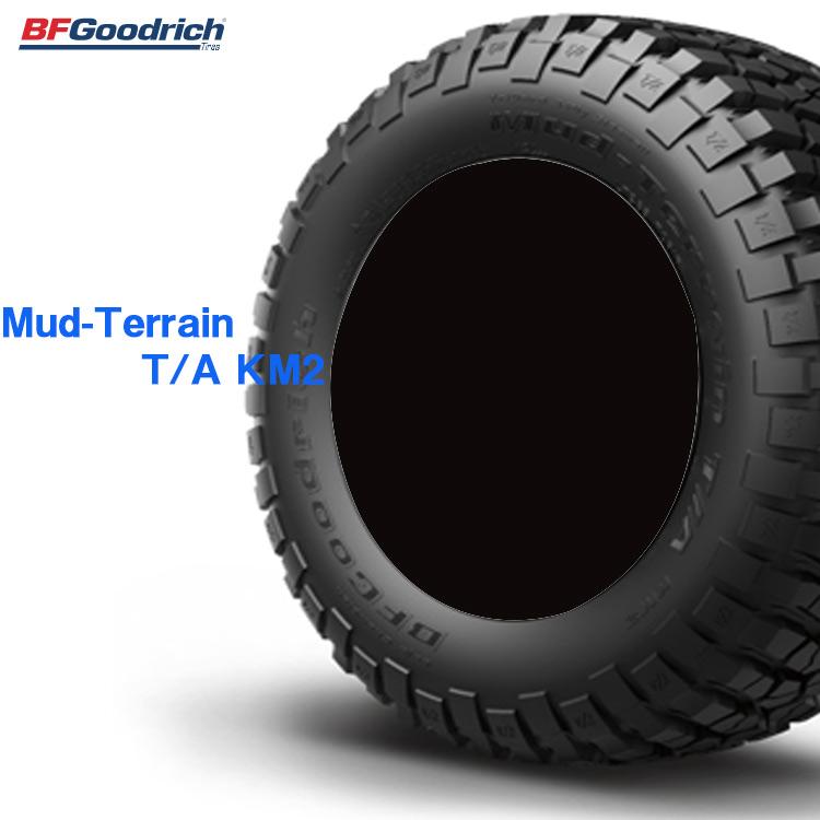 夏 サマータイヤ BFグッドリッチ 17インチ 2本 LT255/75R17 111/108Q LRC マッドテレーン TA KM2 ブラックレター 716390 BFGoodrich Mud-Terrain T/A KM2 個人宅発送追加金有