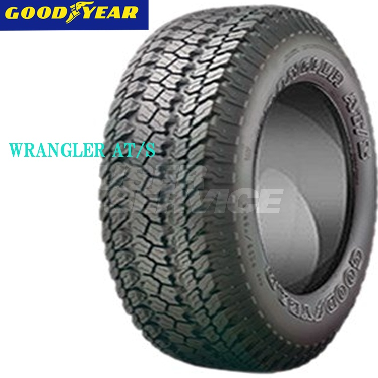 タイヤ グッドイヤー 16インチ 1本 245/70R16 107S ラングラー AT/S 05502207 GOODYEAR WRANGLER AT/S
