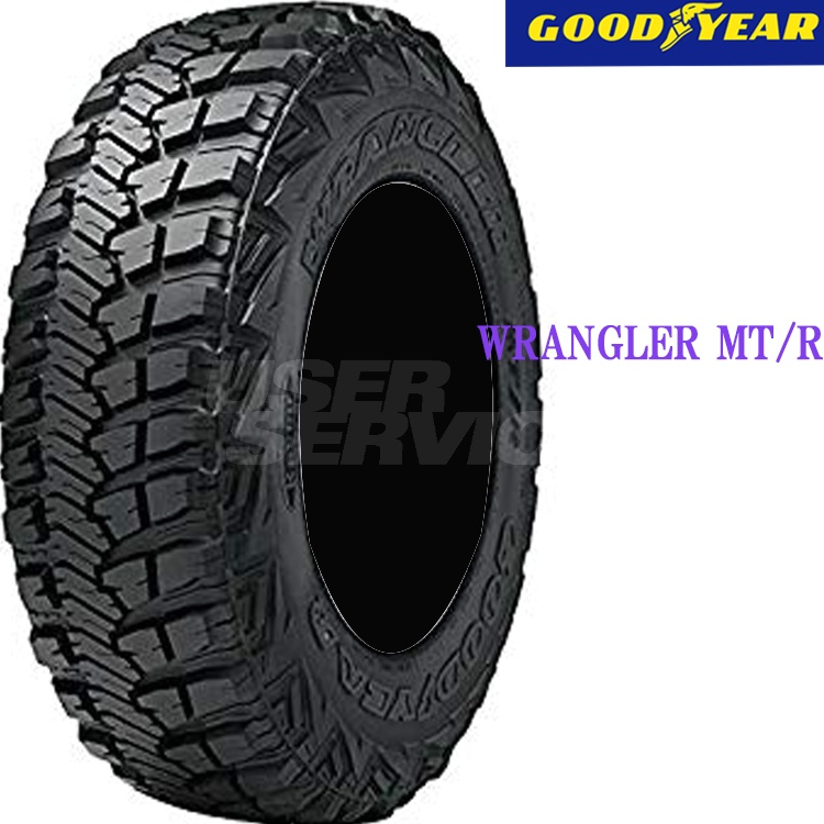 タイヤ グッドイヤー 16インチ 2本 315/75R16 121Q ラングラー MT/R with Kevlar 10221206 GOODYEAR WRANGLER MT/R with Kevlar