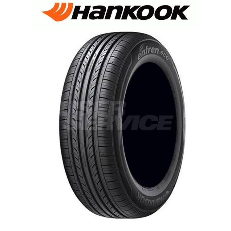 オールシーズン プレミアムタイヤ ハンコック 15インチ 2本 165/55R15 79H アンフラン エコH433 HANKOOK enfren eco H433