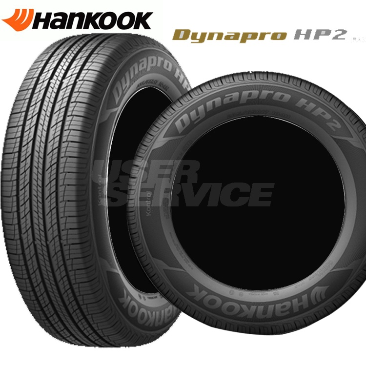 18インチ 235/65R18 106H 2本 夏 サマー オールシーズンタイヤ ハンコック ダイナプロHP2 RA33 HANKOOK Dynapro HP2 RA33