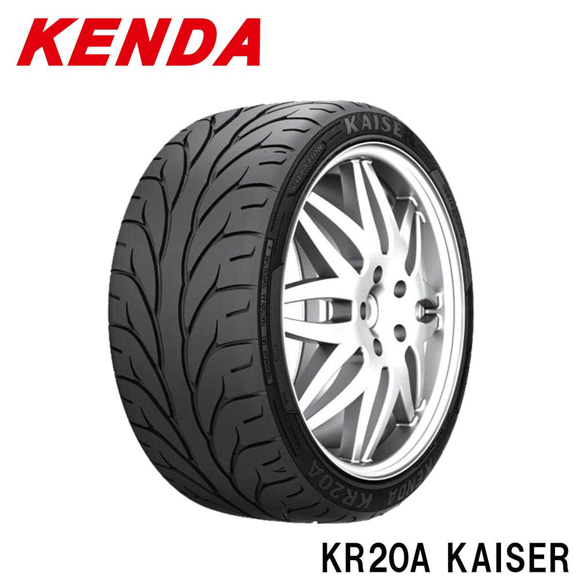 KENDA ケンダ サマータイヤ 2本 18インチ 235/40R18 カイザー KAISER KR20A