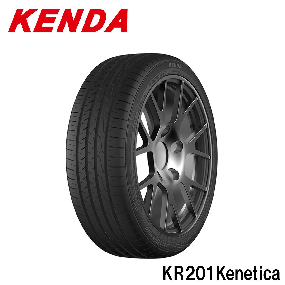 KENDA ケンダ ミニバン タイア 4本 セット 18インチ 215/55R18 KR201 Kenetica