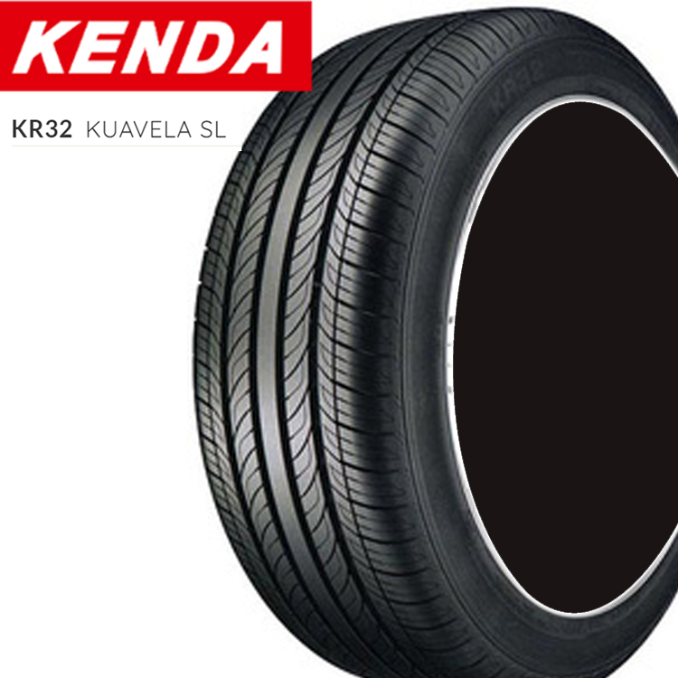 16インチ 215/65R16 98H 2本 新品 静粛性能 エコタイヤ ケンダ クアヴェラ KENDA KR32 KUAVELA SL 個人宅追加金有 要在庫確認