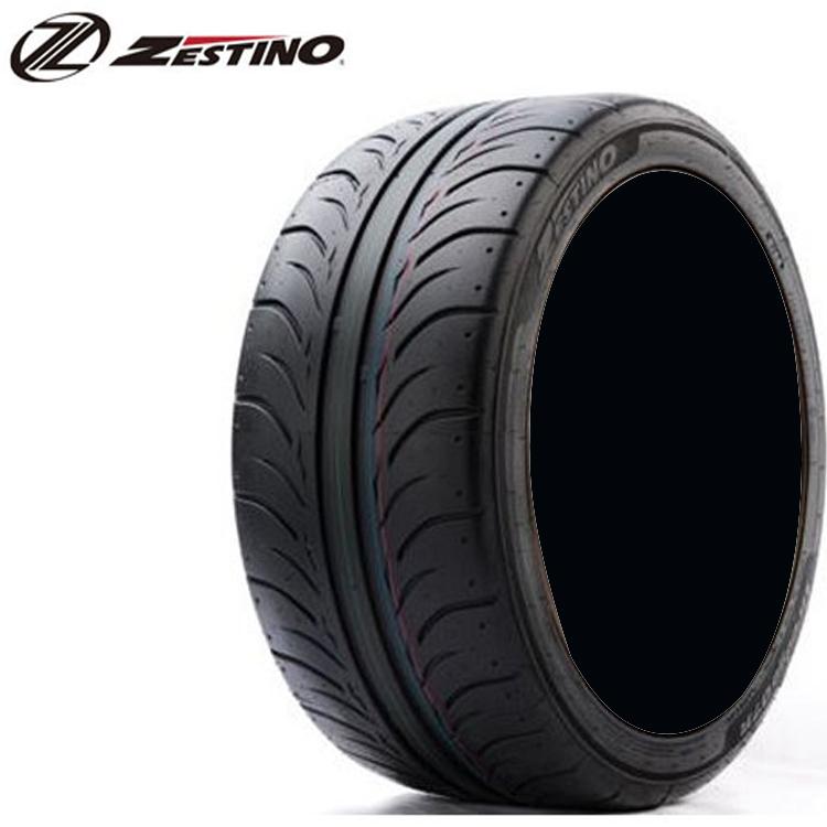 夏 サマー スポーツタイヤ ゼスティノ 17インチ 1本 245/40ZR17 95W XL グレッジ07RS ZESTINO Gredge07RS