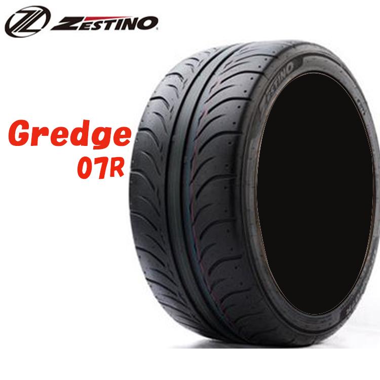 夏 サマー スポーツタイヤ ゼスティノ 18インチ 1本 285/35ZR18 97W グレッジ07R ZESTINO Gredge07R