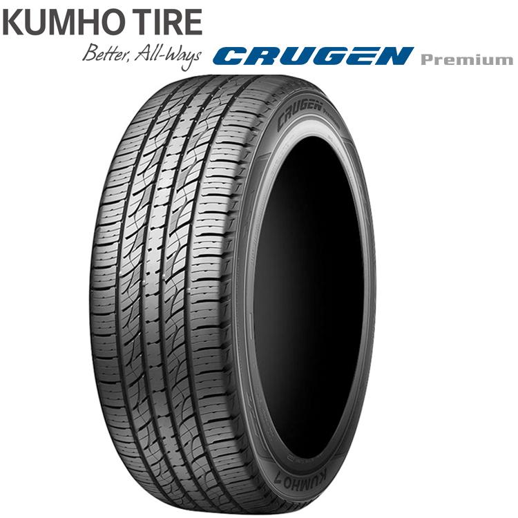17インチ 215/60R17 100V SUVタイヤ クムホ クルーゼンプレミアム 4本 1台分セット KUMHO CRUGEN Premium