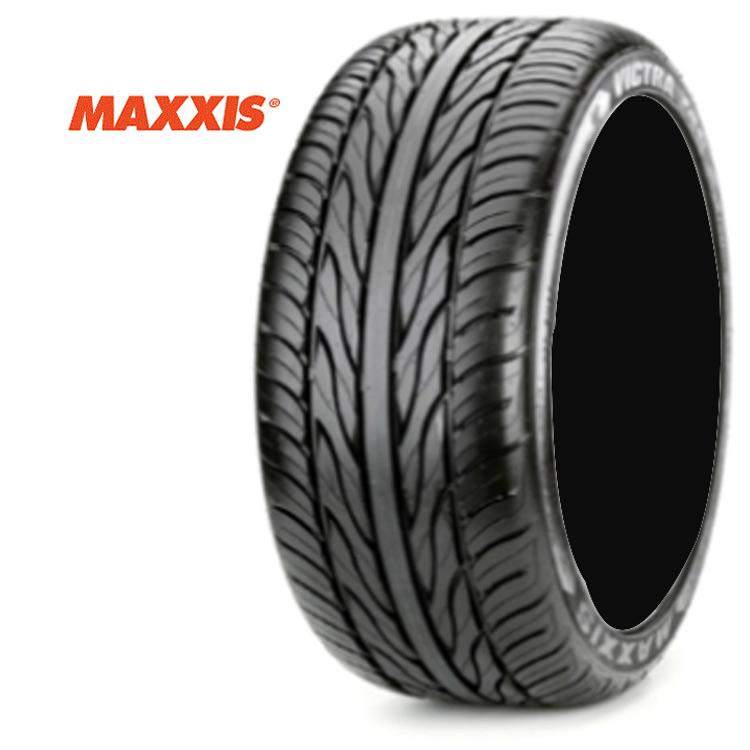 17インチ 255/40R17 98W 4本 新品 サマー スポーツタイヤ マキシス ビクトラ MAXXIS MA-Z4S Victra 個人宅追加金有 要在庫確認