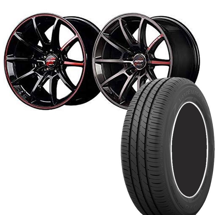 215/45R17 215 45 17 ナノエナジー3プラス 3+ TOYO トーヨー タイヤ ホイール セット RMP レーシング R25 4本 17インチ 5H100 7.0J 7J R25