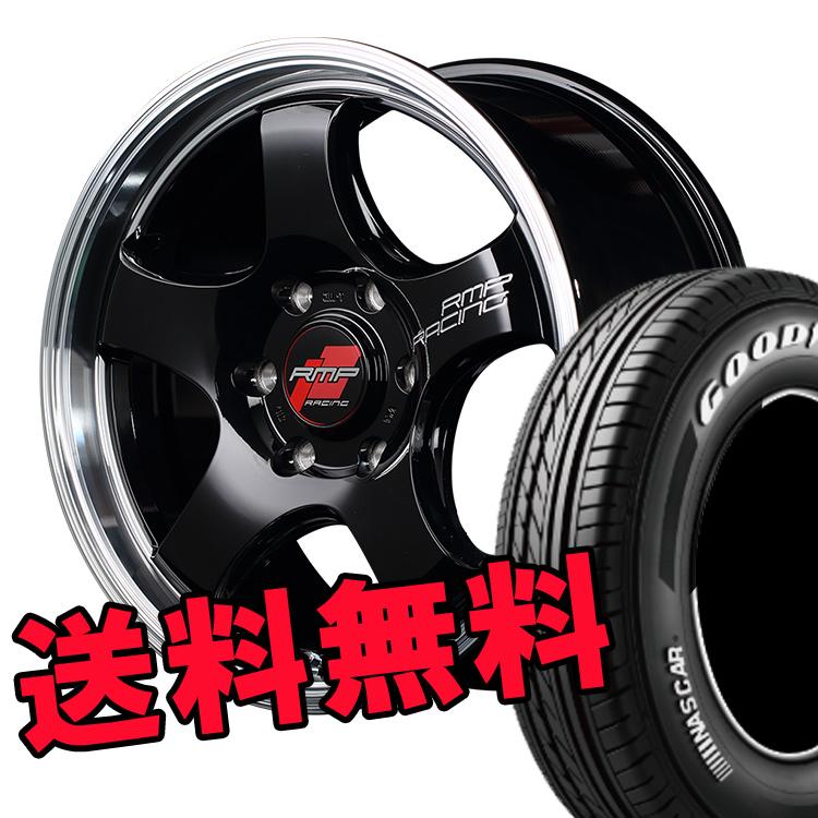 ハイエース用 16インチ グッドイヤー イーグルナスカー 4本 215/65R16 215 65 16 タイヤ ホイール セット R05HC 6H139.7 6.5J+38 MID