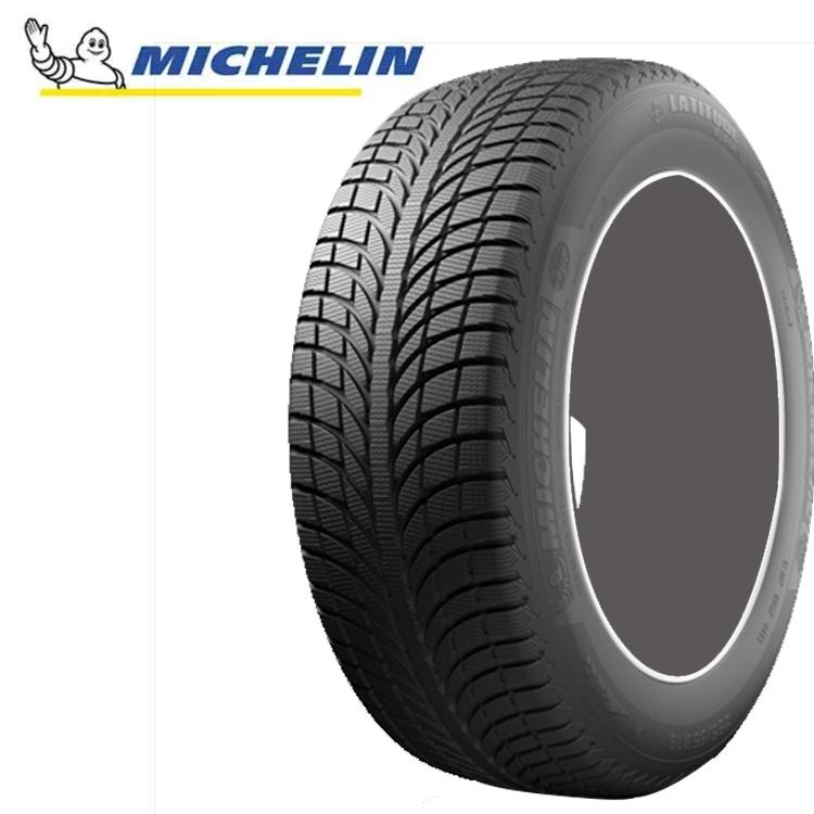 17インチ 255/60R17 110H XL 2本 ウインタータイヤ ミシュラン アルペンシリーズ ラチチュードアルペンLA2 MICHELIN AlpinSeries LATITUDE ALPIN LA2