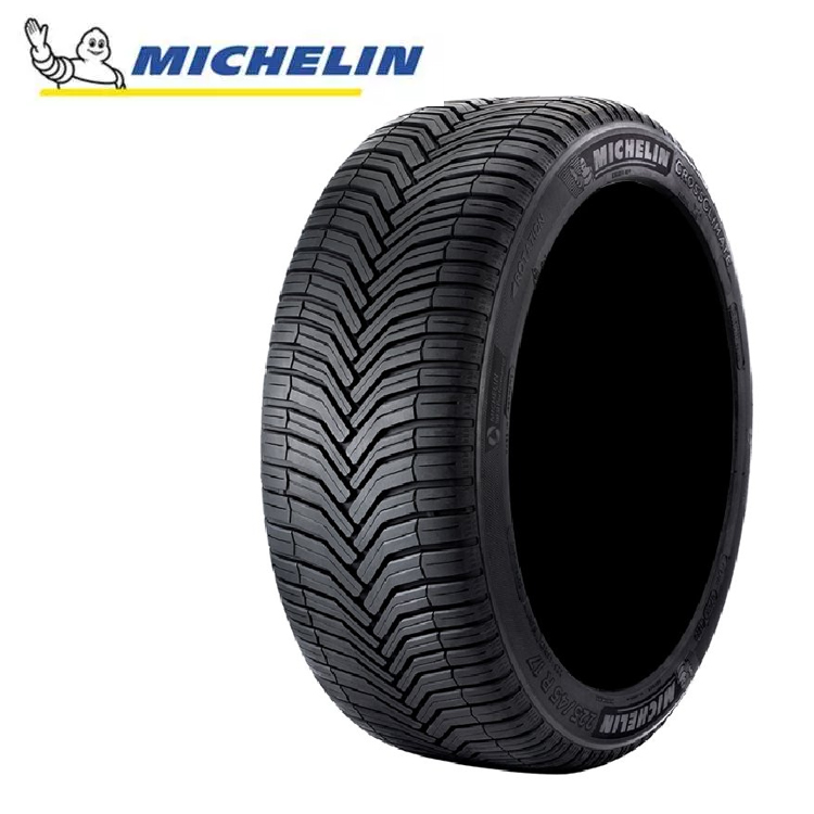 18インチ 245/45R18 100Y XL 1本 オールシーズンタイヤ ミシュラン ミシュラン クロスクライメート プラス MICHELIN MICHELIN CROSSCLIMATE +