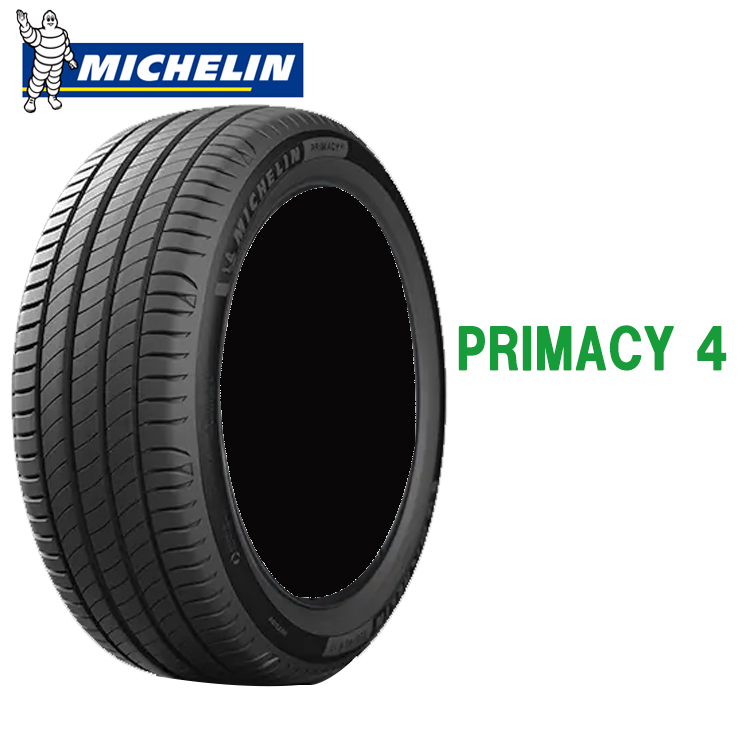 18インチ 215/45R18 93W XL 1本 夏 サマータイヤ ミシュラン プライマシー4 チューブレスタイプ MICHELIN PRIMACY 4