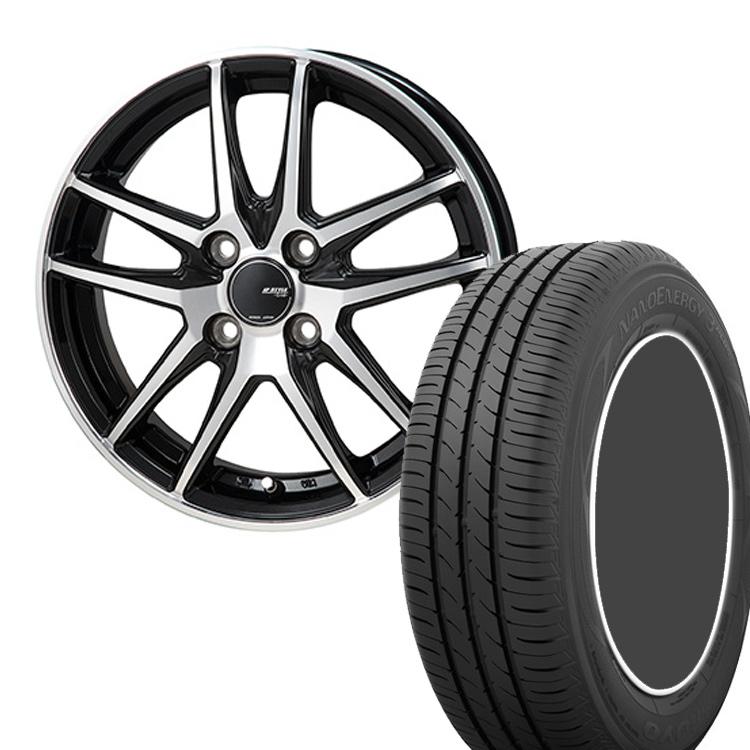 195/65R15 195 65 15 ナノエナジー3プラス 3+ TOYO トーヨー タイヤ ホイール セット モンツァジャパン JP スタイル グリッド 4本 15インチ 5H114.3 6.0J 6J JP STYLE GRID