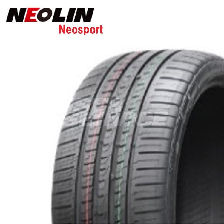 20インチ 4本 225/35R20 93Y XL 夏 サマー サマータイヤ ネオリン ネオスポーツ NEOLIN Neosport
