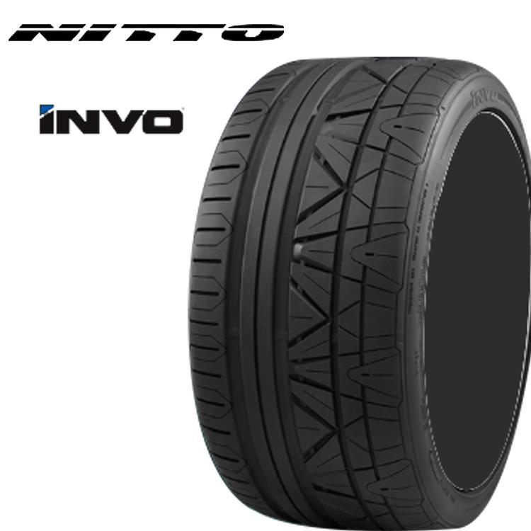 19インチ 285/35ZR19 99W 4本 インボ インヴォ サマータイヤ ニットー NITTO INVO