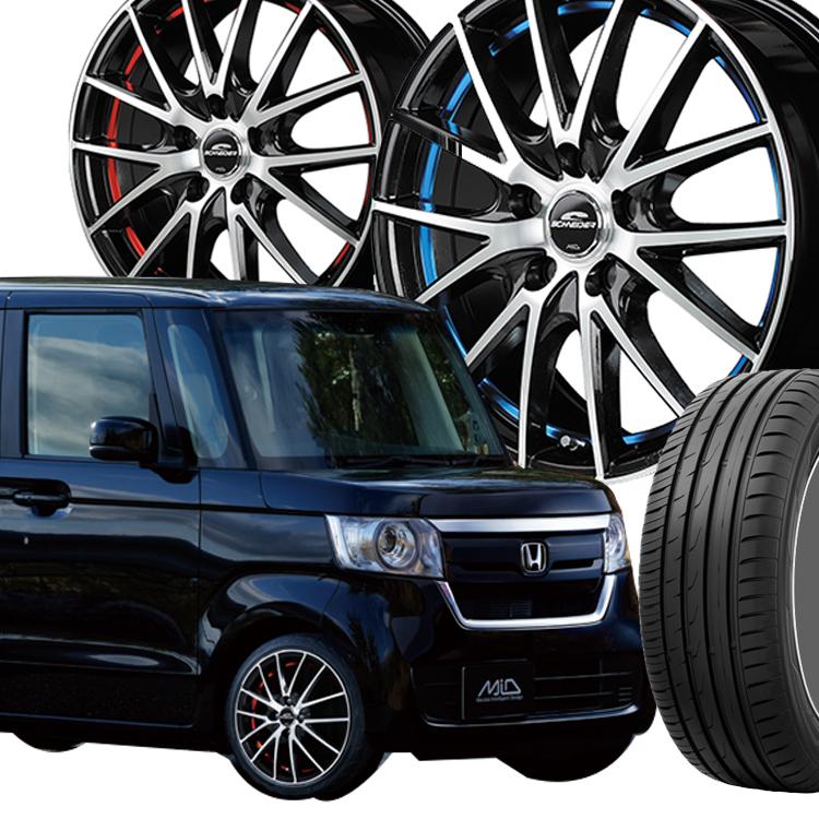 デリンテ DH2 K-CAR タイヤ ホイールセット 4本 1台分セット 15インチ 165 55R15 55 シュナイダー RX27 4H100 4.5J+45 格安店 マルカ 15 お得セット