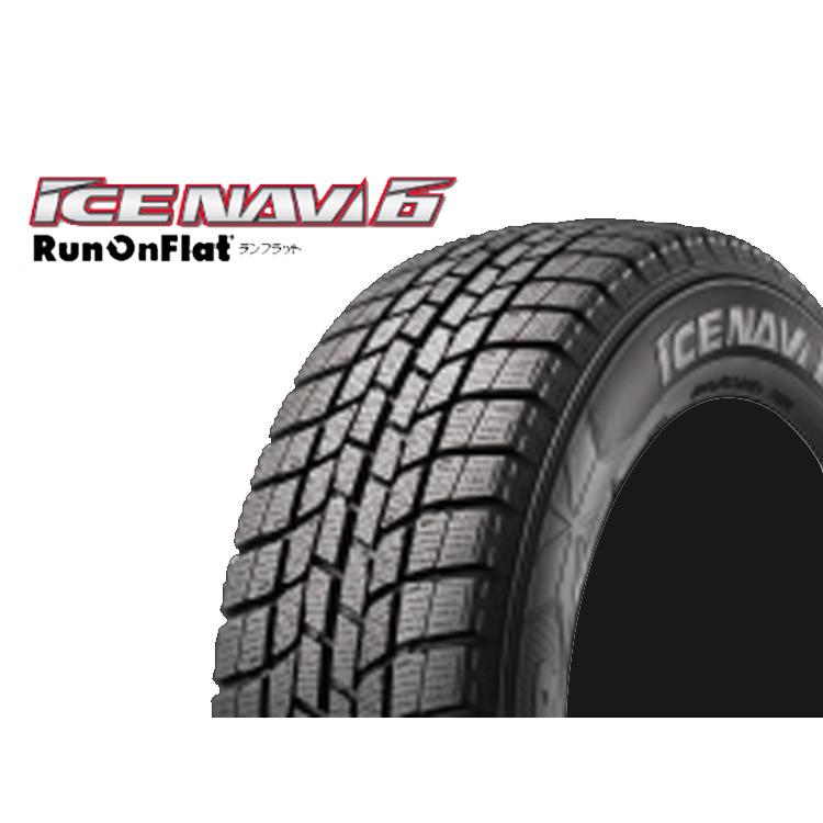ランフラット スタッドレス タイヤ グッドイヤー 18インチ 1本 245/50RF18 245 50 18 100Q アイスナビ6 ランフラット 冬 スタットレス GOOD YEAR ICE NAVI6