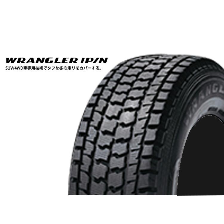 スタッドレス タイヤ グッドイヤー 17インチ 4本 245/65R17 245 65 17 107Q ラングラー IP N 冬 スタットレス GOOD YEAR WRANGLER IP/N