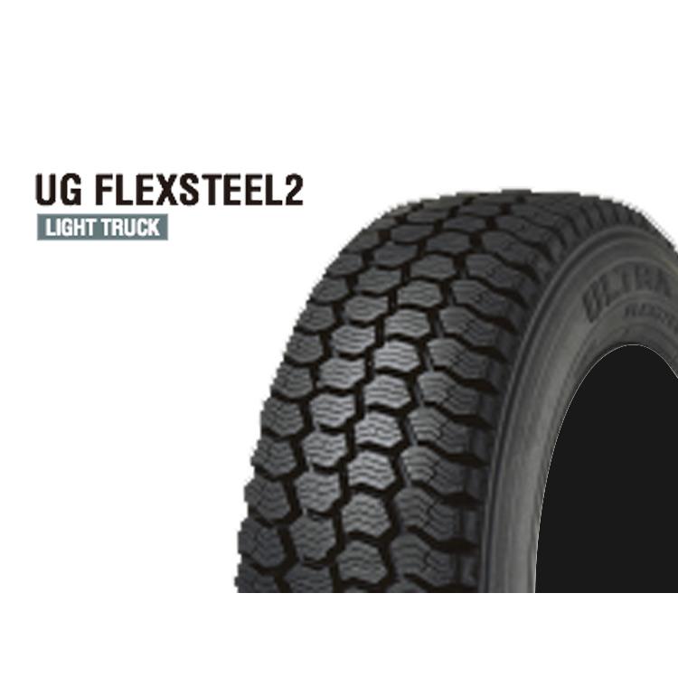 スタッドレス タイヤ グッドイヤー 16インチ 2本 225/85R16 121/119L 225 85 16 121/119L UG フレックス スチール2 冬 スタットレス GOOD YEAR UG FLEX STEEL2