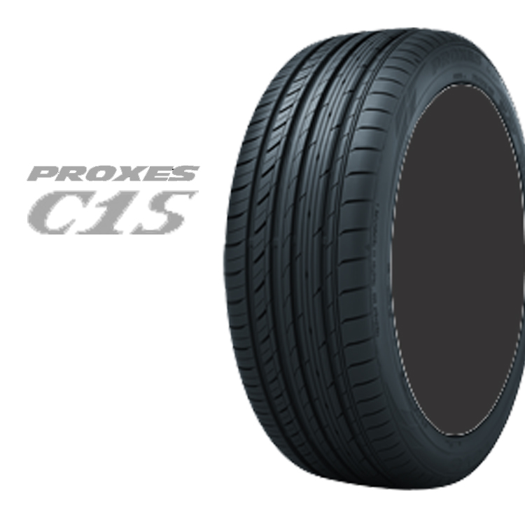 夏 サマータイヤ トーヨー 17インチ 4本 225/50R17 98W XL プロクセスC1S TOYO PROXES C1S