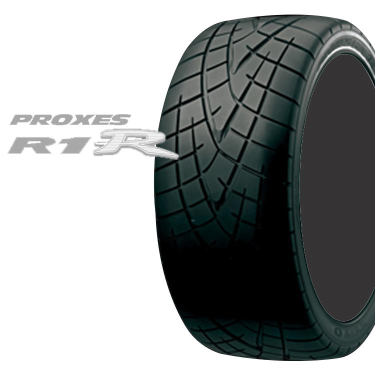 18インチ 265/35ZR18 93W 2本 夏 サマータイヤ トーヨー プロクセスR1R アールワンアール TOYO PROXES R1R