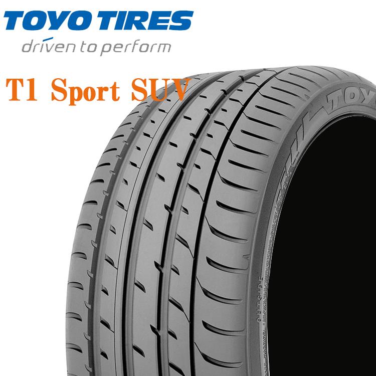 18インチ 255/60R18 112H XL 2本 夏 サマータイヤ トーヨー プロクセス T1 スポーツ SUV TOYO PROXES T1 SPORT SUV