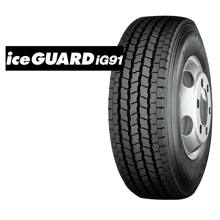スタッドレスタイヤ ヨコハマ 13インチ 1本 175/80R13 97/95N アイスガード バン用 スタットレス E4448 YOKOHAMA IceGUARD IG91