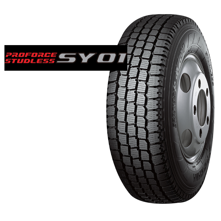 スタッドレスタイヤ ヨコハマ 15インチ 4本 /7.00R15 10 小型トラック バン用 スタットレス E3551 YOKOHAMA SY01 TT