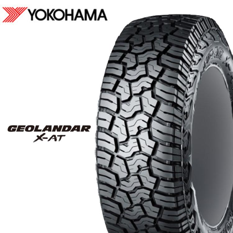 15インチ 31X10.50R15 LT 109Q SUV 新品タイヤ 1本 ヨコハマ ジオランダー X-AT G016 YOKOHAMA GEOLANDAR 安い 個人宅発送追金有 H
