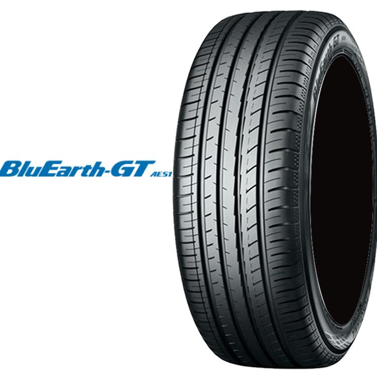 215/55R17 98W XL 4本 17インチ 夏 サマー 低燃費タイヤ ヨコハマ ブルーアース GT AE51 YOKOHAMA BluEarth-GT AE51 個人宅発送追金有
