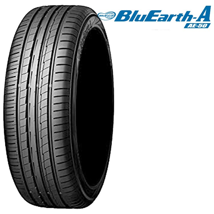 16インチ 205/60R16 205H 4本 夏 低燃費タイヤ ヨコハマ ブルーアース チューブレス YOKOHAMA BluEarth-A AE50