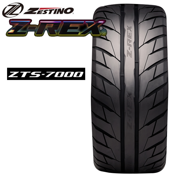 18インチ 235/40R18 4本 ゼスティノ Z-REX ZTS-7000 夏 サマー スポーツタイヤ ゼットレックス ZTS7000 ZESTINO