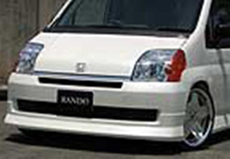 乱人 モビリオ 前期 ボンネットスポイラー 未塗装 RANDO RANDO Style