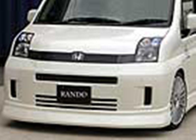 乱人 モビリオ 後期 フロントハーフスポイラー 未塗装 RANDO RANDO Style