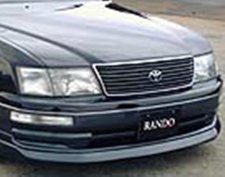 乱人 セルシオ 20系 前期 フロントハーフスポイラー 未塗装 RANDO RANDO Style
