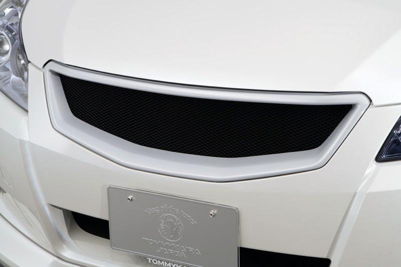 ROWEN ロウェン レガシィツーリングワゴン BR9 A~C型 フロントグリル フェイス2(ネットタイプ) 未塗装 プレミアム PREMIUM1S001C01 トミーカイラ