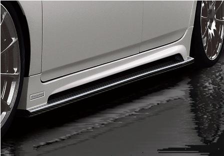 ROWEN ロウェン プリウス ZVW30 前期 サイドステップ RR/ver1 塗装済 ECO-SPO Edition1T001J00# トミーカイラ