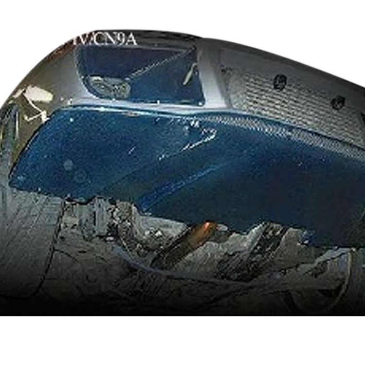 VARIS バリス ランサーエボリューション4 ランエボ4 CN9A 専用フロントアンダーディフューザー バージョン1 カーボン VAMI-006