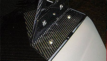 VARIS バリス ランサーエボリューション7 ランエボ7 マウントブラケット カーボン VGW-M01C