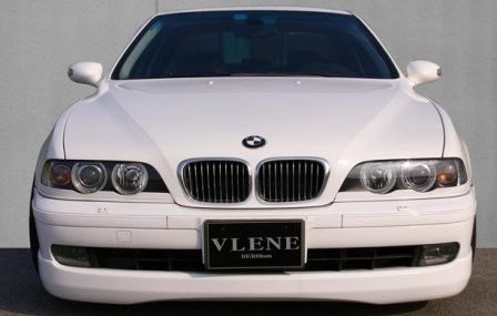 VLENE ブレーン GEELE ジール 3点セット 未塗装 BMW E39