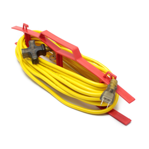 高儀 コードホルダー (訳ありセール 格安) CH-100 電気 延長 コード ホース 保管 収納 エアー ロープ 巻取り 100%品質保証